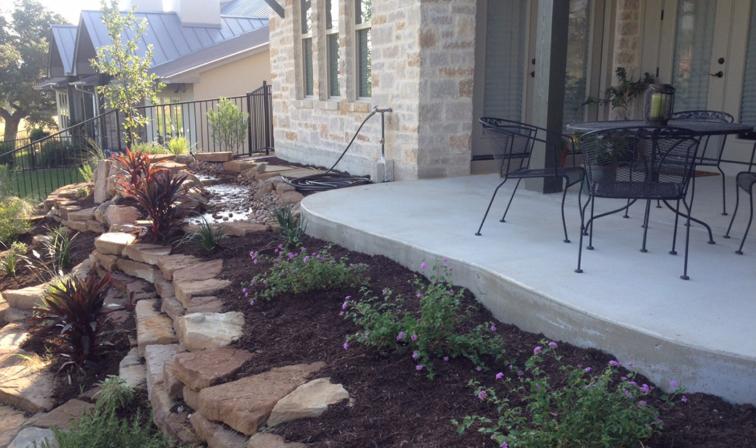 Home Alltex Landcapes Hill Country Landscaping At Its Finest