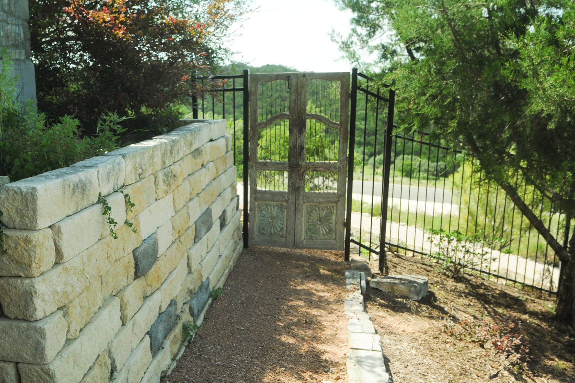 Owen Wrought Fence & Gate