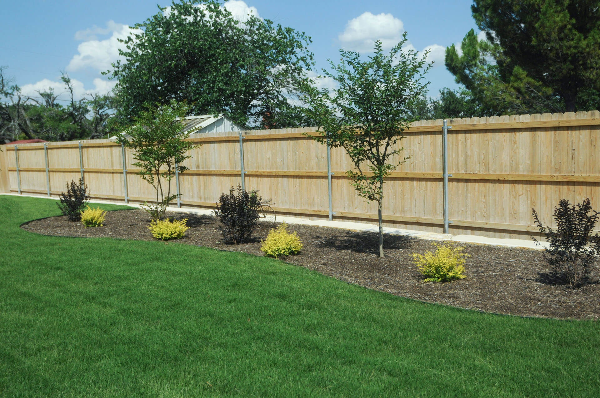 Priour Fence